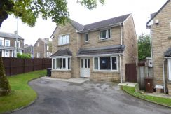 Lomeshaye Road Nelson BB9 0DL – 4 bed detached, 2 reception rooms.