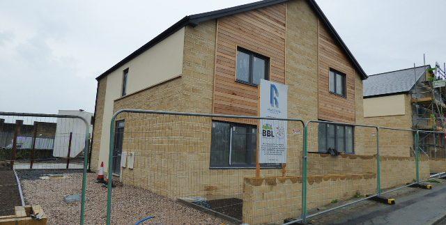 New Builds Semi Detached Beech Street Nelson - 3 bedrooms - Drive - Garden