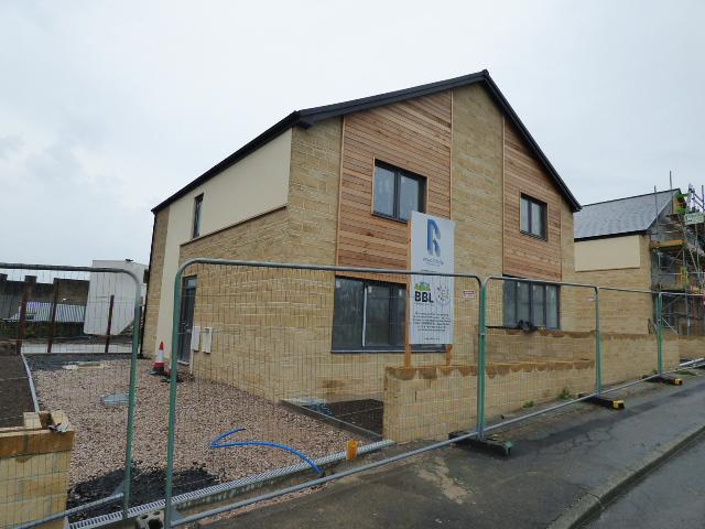 New Builds Semi Detached Beech Street Nelson – 3 bedrooms – Drive – Garden