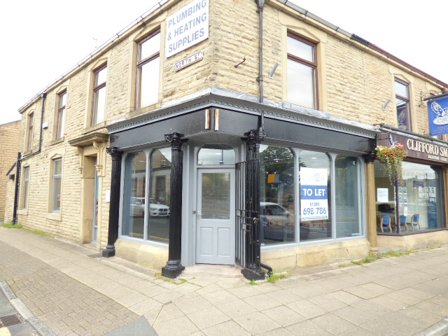 Shop To Let Scotland Road Nelson BB9 7UY